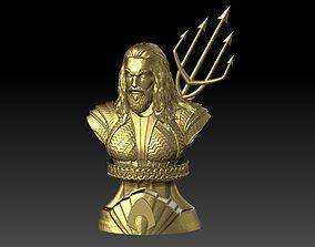 3D print model batman Aquaman Bust