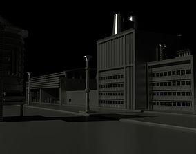 3D model Little facility