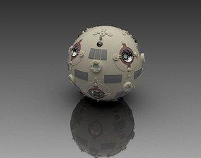 3D Jedi Training Remote