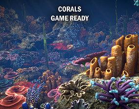 3D model Corals