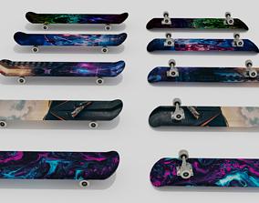 3D model Skateboards Pack