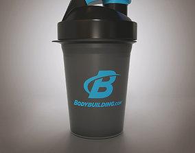 3D model Shaker Cup
