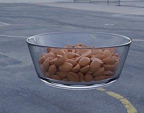 3D model Bowl of Peanuts
