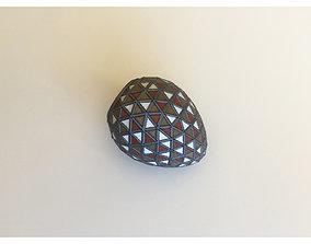 3D printable model Multi Color Dragos Egg multi material 4