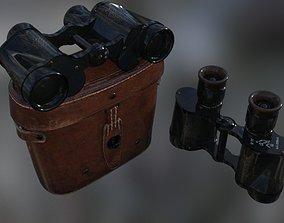 Soviet Binoculars 3D model