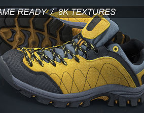 shoes Sneakers 3D asset VR / AR ready