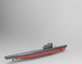 3D U Boat