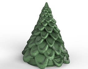 Christmas Tree ginger 3D print model