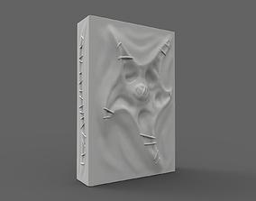 3D print model death Necronomicon