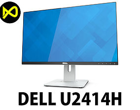 DELL UltraSharp 24 Screen LED Monitor U2414H 3D model