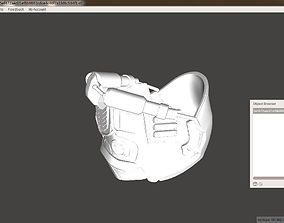 3D printable model Star Lords Mask