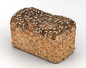3D model Bread miscellaneous