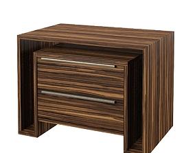 3D model Duplo U Support Table