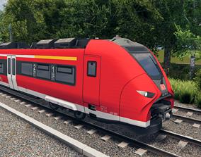 Siemens Mireo DB Regio 3D model