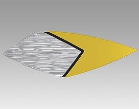 Star Trek Voyager Relativity Starfleet 3D print model 2