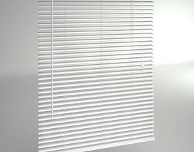 Window Blinds 3D asset low-poly