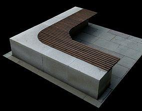 3D model City Bench