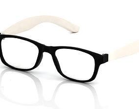 Eyeglasses for Men and 3D print model sunglass