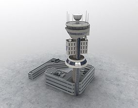 LIMC Control Tower 3D model