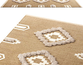 3D nuLOOM Aztec Diamonds Area Rugs