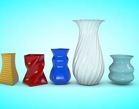 3D model Flower Vases