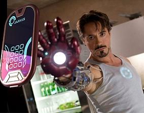3D IRON MAN SMARTPHONE