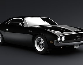 Dodge Challenger 1970 3D