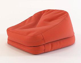 Bussan Bean Bag 3D model