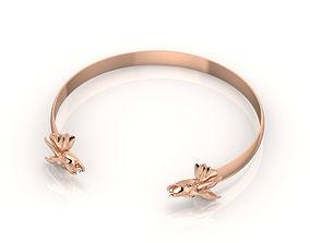 3D printable model Dragon Bracelet