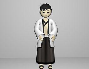 3D model child1