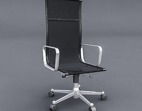 game-ready 3D Office Chair Model