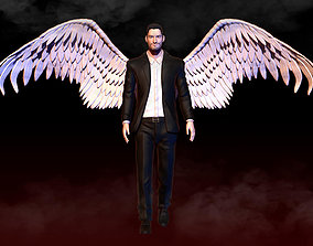3D print model Lucifer Morningstar devil