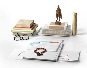 3D Worktable Composition
