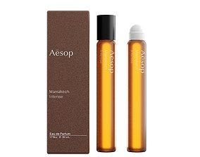 Aesop Fragrance Marrakech Intense Parfum 10 ml 3D asset
