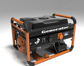 Generator 3D electricity