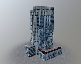 3D model London Nido Spitalfields