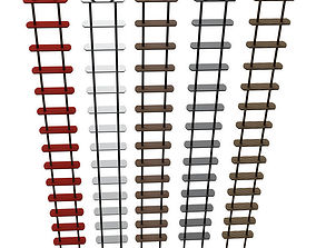 3D Rope Ladder