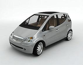 3D model 2001 Mercedes A Class