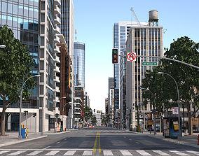 City KC3 3D model