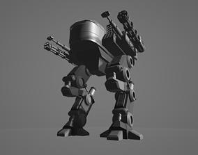 3D Fronline Mech Warrior