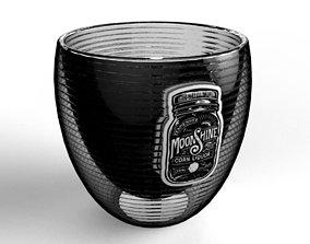 3D Bodum Glass