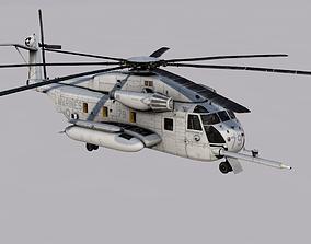 3D model Sikorsky CH-53