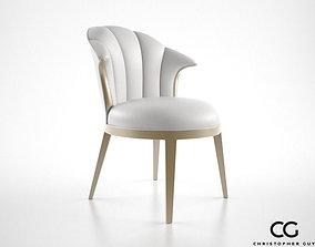 3D model Christopher Guy Josephine Chair