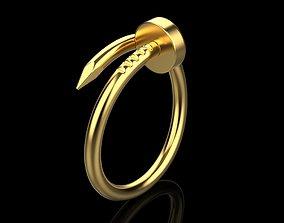 Ring Nail 4367 3D printable model