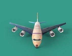 3D Airbus 380