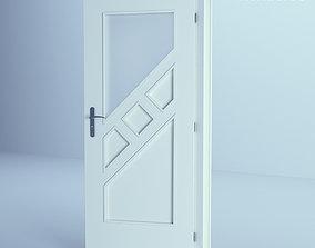 3D model White Door 52