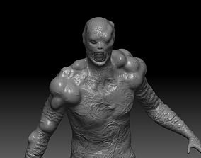 Zombie 3D print model