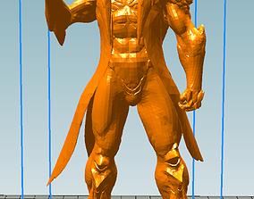 3D printable model Devil May Cry - Dante Devil Form