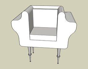 Mitten 3D printable model