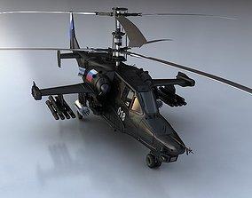 3D model Ka-50 Black Shark